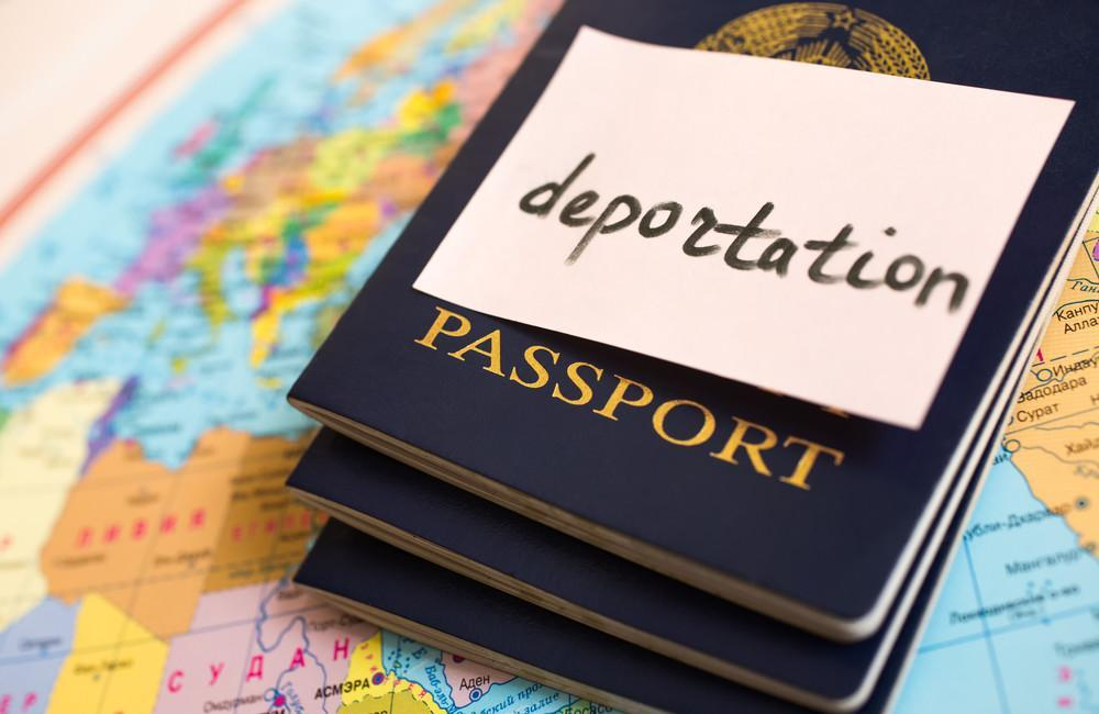 Order of Deportation, Exclusion Order and Order of Removal